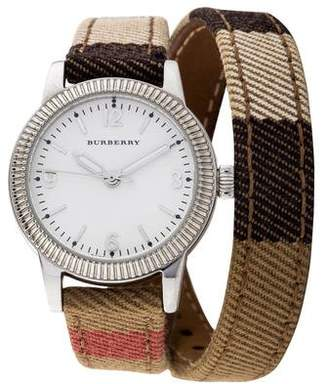 Burberry The City Round House Watch