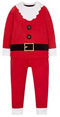 Mothercare Boy's Santa Pyjama Sets,(Manufacturer Size: 122)