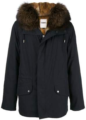 Yves Salomon short parka