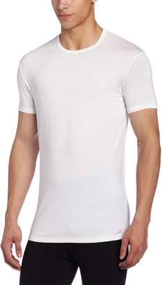 Calvin Klein Men's Micro Modal Short Sleeve Crew Neck T-Shirt