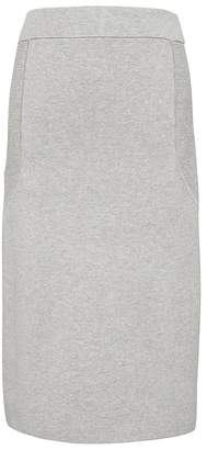 Banana Republic Mixed Stitch Knit Pencil Skirt