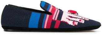 Loewe Toe flat slippers
