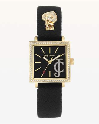 Juicy Couture JC Charm Velvet Watch