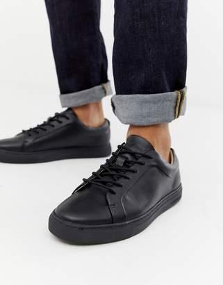 Jack and Jones sneaker in black