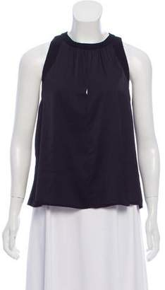 A.L.C. Sleeveless Crew-Neck Tunic