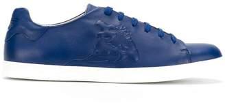 Emporio Armani lace-up sneakers
