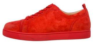 Christian Louboutin Louis Junior Flat Sneakers