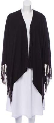 Autumn Cashmere Cashmere and Wool Fringe Shawl