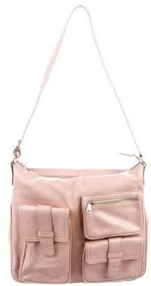Marc Jacobs Leather Messenger Bag