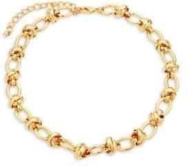 Kenneth Jay Lane Link Spacer Necklace