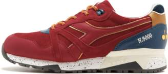 Diadora N9000 UBIQ - 'RED RIBBON' - Red Ribbon