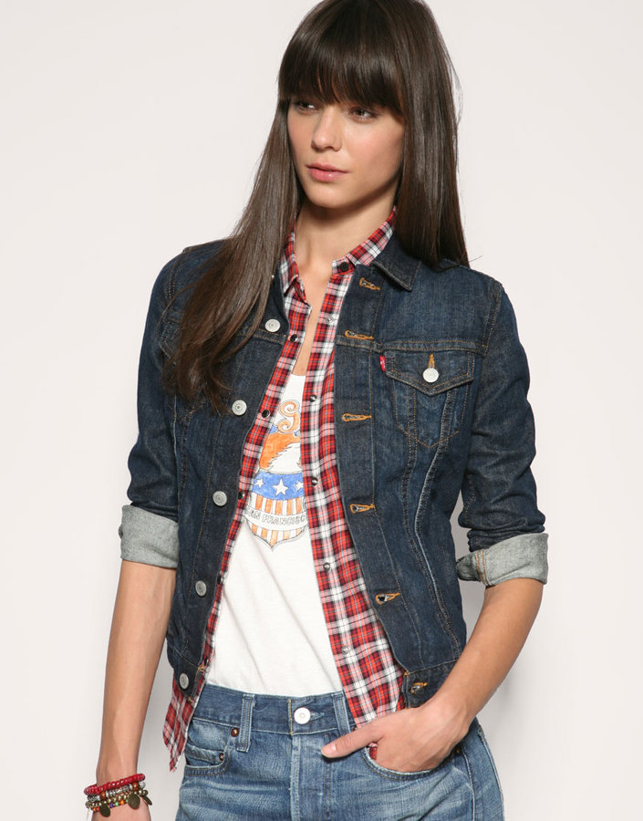 Levi's Original Denim Western Jacket