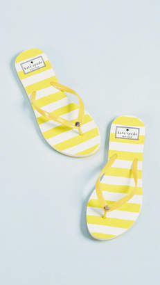 570129f06f5 at shopbop.com · Kate Spade Nassau Flip Flops
