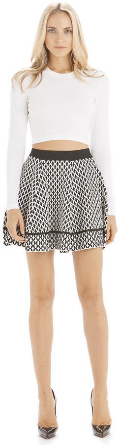 Torn By Ronny Kobo Anabella Skirt Tiles