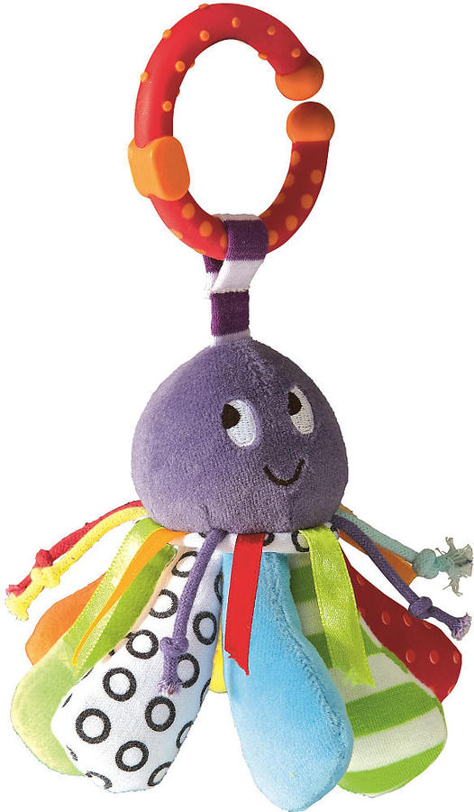 Mamas and Papas Babyplay Octopus Linkie Toy