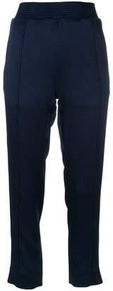 Haider Ackermann elasticated cropped trousers