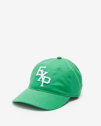 Express Logo Baseball Hat