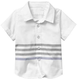 Gap Stripe oxford shirt