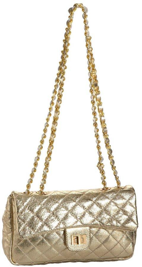 High Fashion 4803 Quilted Shoulder Bag