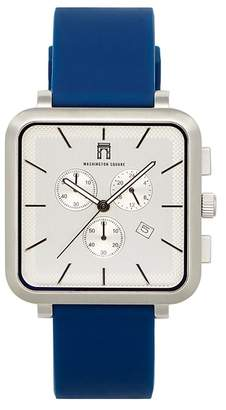 Washington Square Watches Men's Quartz Sport Watch, 38mm x 44mm