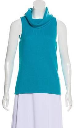 White + Warren Cashmere Sleeveless Sweater w/ Tags