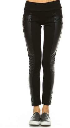 Mono B Leather Legging