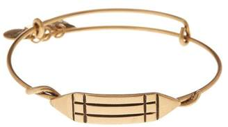 Alex and Ani Atlantian Wrap Expandable Wire Charm Bracelet