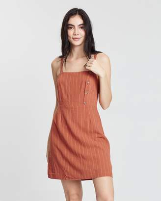 MinkPink Winona Linen Dress