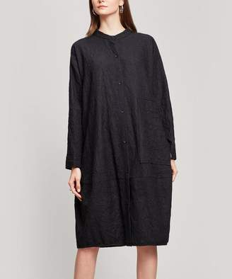 Oska Crushed Wool Dress