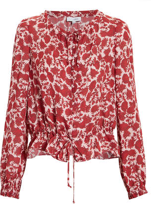 Intermix Georgiana Printed Top