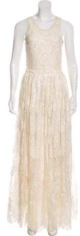 Lanvin Lace Wedding Gown