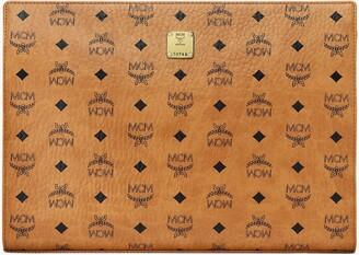 d8d3bb97 MCM Zip Pouch In Visetos Original