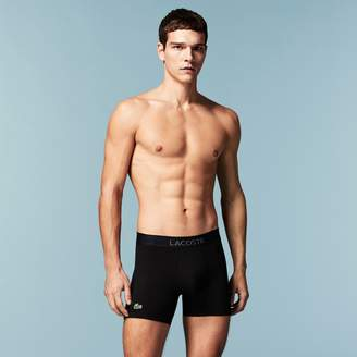 Lacoste Men's L.12.12 Modal Pique Boxer Brief