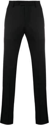 Les Hommes straight-leg trousers
