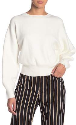 Lucca Couture Balloon Sleeve Sweater