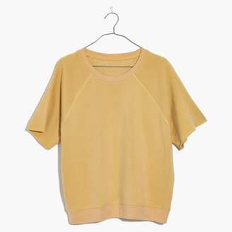 Madewell x As Ever Short-Sleeve Sweatshirt