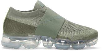 Nike Grey VaporMax Flyknit MOC Sneakers