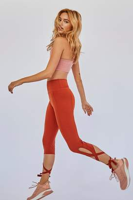 Fp Movement High-Rise 3/4 Length Zen Turnout Legging