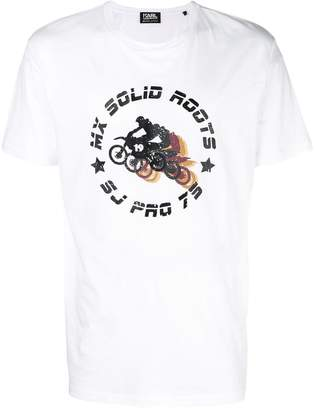 Karl Lagerfeld Sebastien Motorcross T-shirt