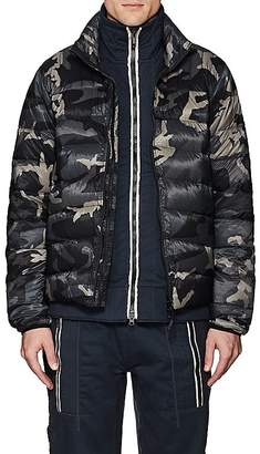 Canada Goose Men's Brookvale Camouflage Down-Quilted Coat