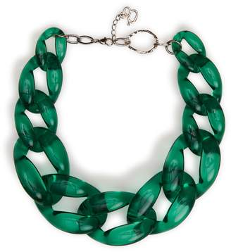 Diana Broussard Nate Large Chain Necklace