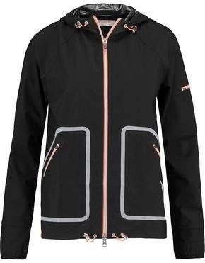 Monreal London Wave Shell Hooded Jacket