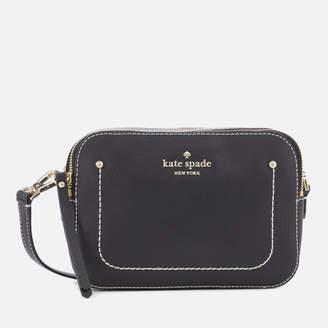 Kate Spade Women's Juliet Cross Body Bag - Black