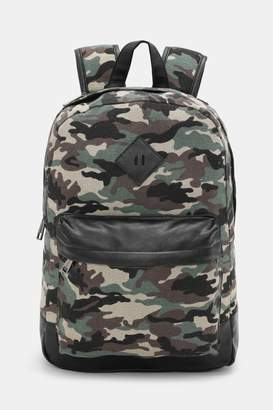 Ardene Multifunctional Camo Backpack
