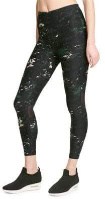 Donna Karan Active Camouflage Classic Leggings