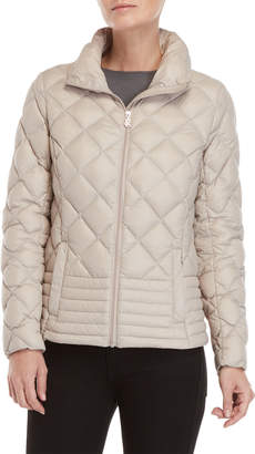 Lauren Ralph Lauren Diamond Quilted Down Puffer Jacket
