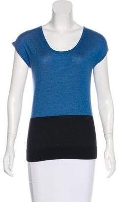 Derek Lam Sleeveless Cashmere Top