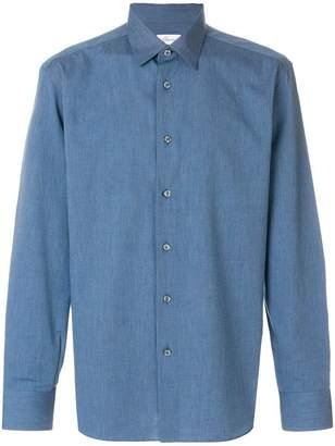 Brioni long-sleeved shirt