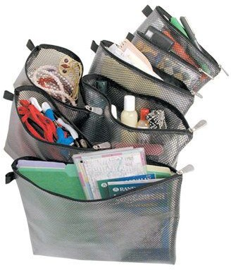 Travelon Packing Envelopes - Set of 7