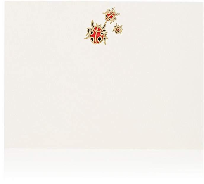 Connor Ladybug Notecard